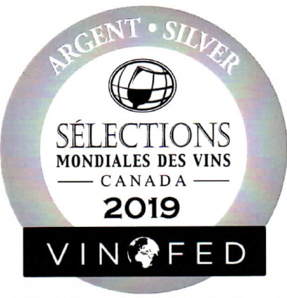 canada international wine championship 2019 silver medal