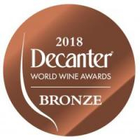 decanter bronze medal 2018 th