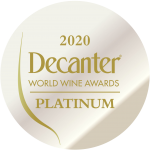 decanter platinum 2020 logo