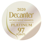 decanter platinum 97pts
