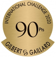 gilbert et gaillard international challenge 2020 gold 90 pts medal