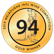malbourne international wine competition 2019 94 gold medal