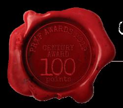 Michel Couvreur Candid Malt Whisky  - Century Award - 100 PTS - PR%F Awards