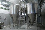 birra flea fermentation tanks