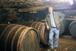 Thomas Hansen in Cellar