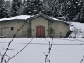 betz family winery in winter