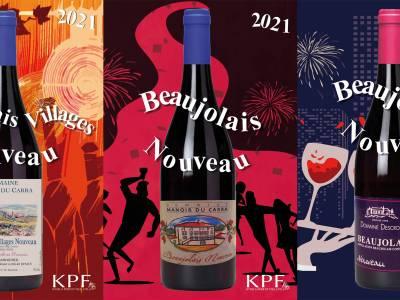 Beaujolais Nouveau day November 18, 2021!