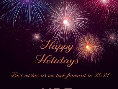 Happy Holidays from KPF