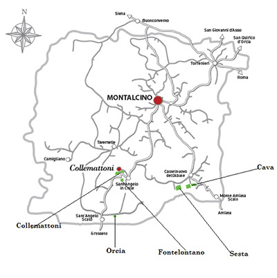 collemattoni map