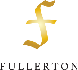 gold with fullerton png