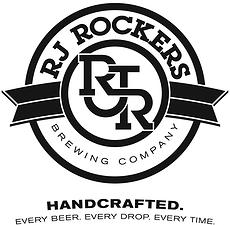 RJ Rockers Logo With Text