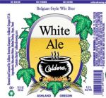caldera_white_ale_label