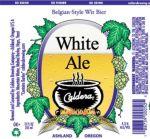 caldera_white_ale_label