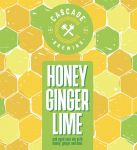cascade_honey_ginger_lime_label