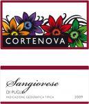 cortenova_sangiovese_label