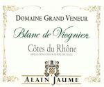 grand_veneur_cotes_du_rhone_blanc_de_viognier_label
