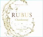 rubus_chardonnay_colchagua_valley_label
