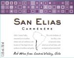 san_elias_carmenere_label