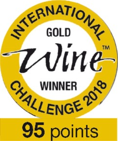 international wine challenge gold2018 95pts logo