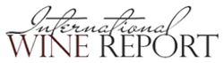 international wine report logo