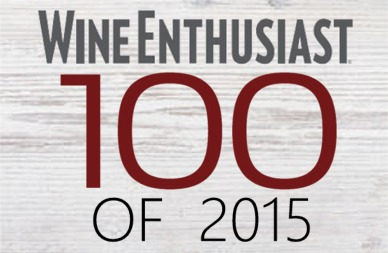 wine enthusiast top100 2015